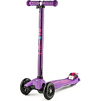 Micro Maxi Deluxe Scooter Purple