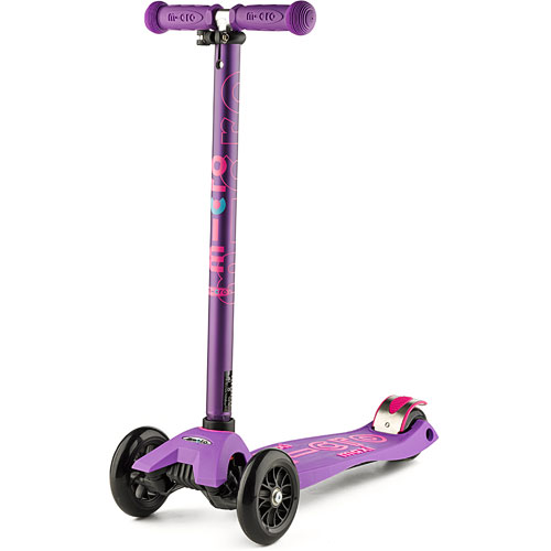 Purple Maxi Deluxe Scooter