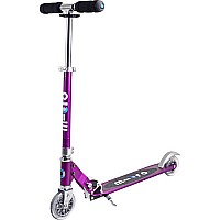 Micro Sprite Scooter Metallic Purple