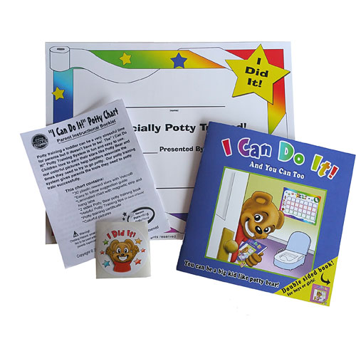 I Can Do It! Potty Training System