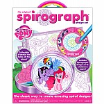 Spirograph My Little Pony Design Tin