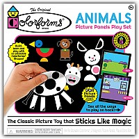 Colorforms Animals Picture Panels Play Set