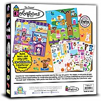 Colorforms Pets Picture Playset
