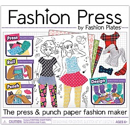 Fashion Press Paper Fashion Maker
