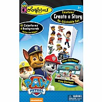 Colorforms Create A Story Set: Paw Patrol
