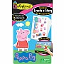 Colorforms Create A Story Set: Peppa Pig
