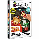 Colorforms Daniel Tiger Play Set