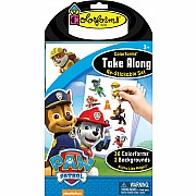 Colorforms Take Along Set: Paw Patrol