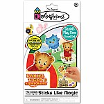 Colorforms Daniel Tiger Travel Set