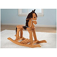 Derby Rocking Horse - Honey