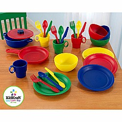 Cookware Playset Primary 27 pc