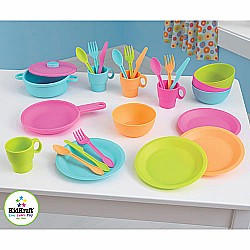 Cookware Playset Bright 27 pc