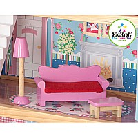 Chelsea Dollhouse with Furniture