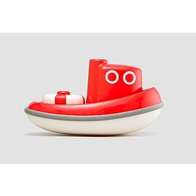 Tug Boat Red