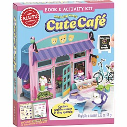 Mini Clay World Cute Cafe