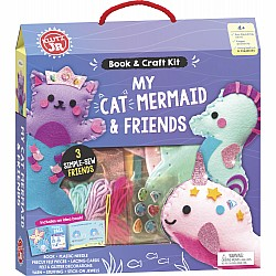 My Cat Mermaid & Friends