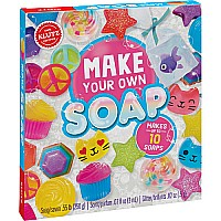 Klutz - Make Your Own Soap