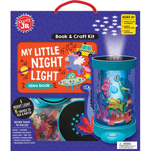 My Little Night Light Naturally Curious Kids