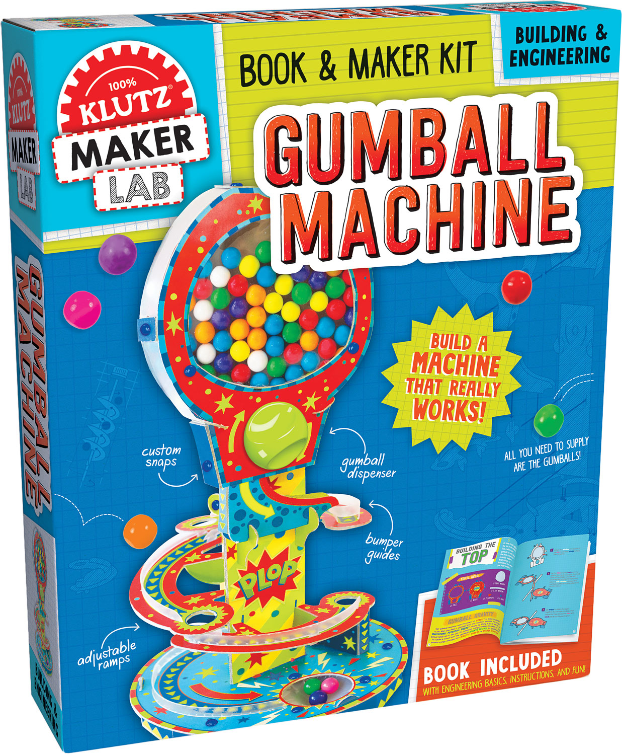 Gumball Machine Timeless Toys Chicago