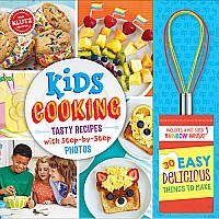 Kids Cooking by Klutz