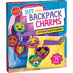 BFF Backpack Charms