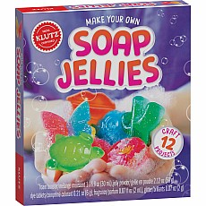 Make Your Own Soap Jellies Klutz