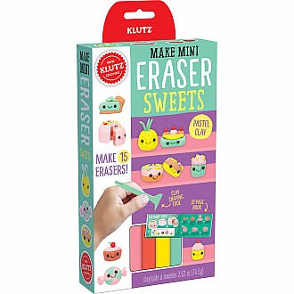 Make Mini Eraser Sweets