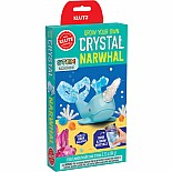 Grow Your Own Crystal Narwhal