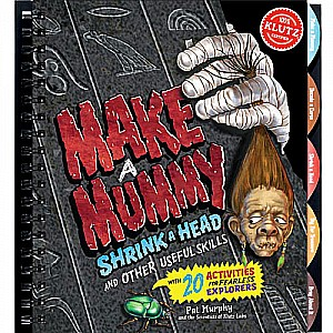 Make A Mummy, Shrink A Head