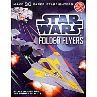 KLUTZ - Star Wars Folded Flyers
