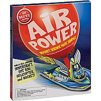 Klutz - Air Power Rocket Science Made Easy