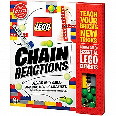 Chain Reactions Klutz LEGO