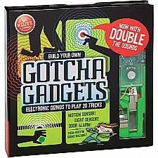 BUILD YOUR OWN GOTCHA GADGETS