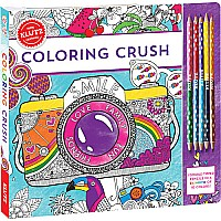 Coloring Crush Klutz