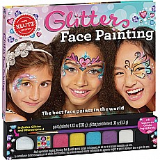Glitter Face Painting Klutz