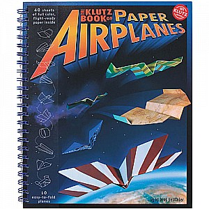 Book of Paper Airplanes Klutz