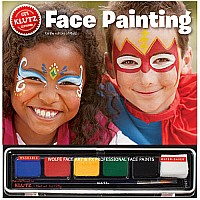 KLUTZ - Face Painting Craft Kit