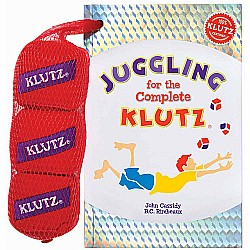 JUGGLING FOR THE COMPLETE KLUTZ