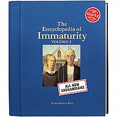 Encyclopedia of Immaturity: Volume 2 Klutz