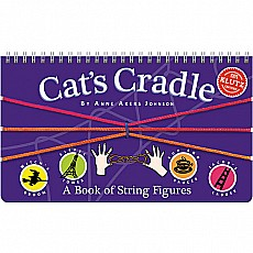 Cat's Cradle Book Kit Klutz