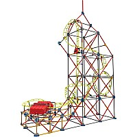 Sky Sprinter Roller Coaster Building Set