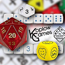Assorted dice 16mm
