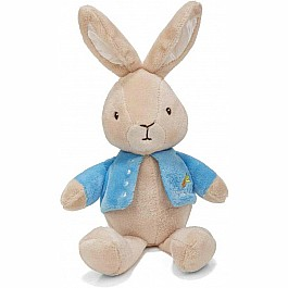 Peter Rabbit 9-Inch Beanbag Stuffed Bunny