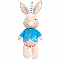 Peter Rabbit: Musical Stuffed Bunny