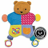 Amazing Baby Blanket Teether Bear