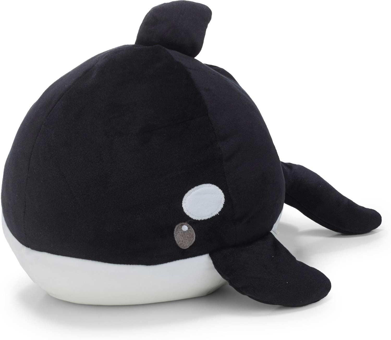 Cuddle Pals Round Orca Whale Stuffed Animal Timbuk Toys