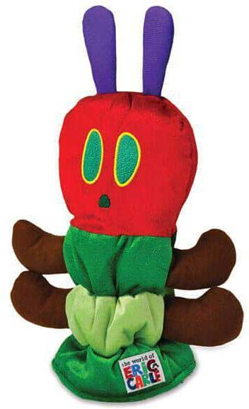 The Very Hungry Caterpillar Hand Puppet Becky Me Toys