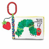 The World of Eric Carle Soft Book w/ Strawberry Teether