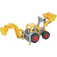 Front Loader & Backhoe