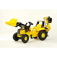 Cat Backhoe Tractor